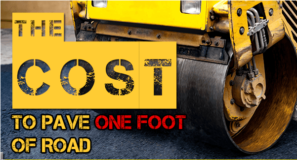 Road Paving Website Graphic