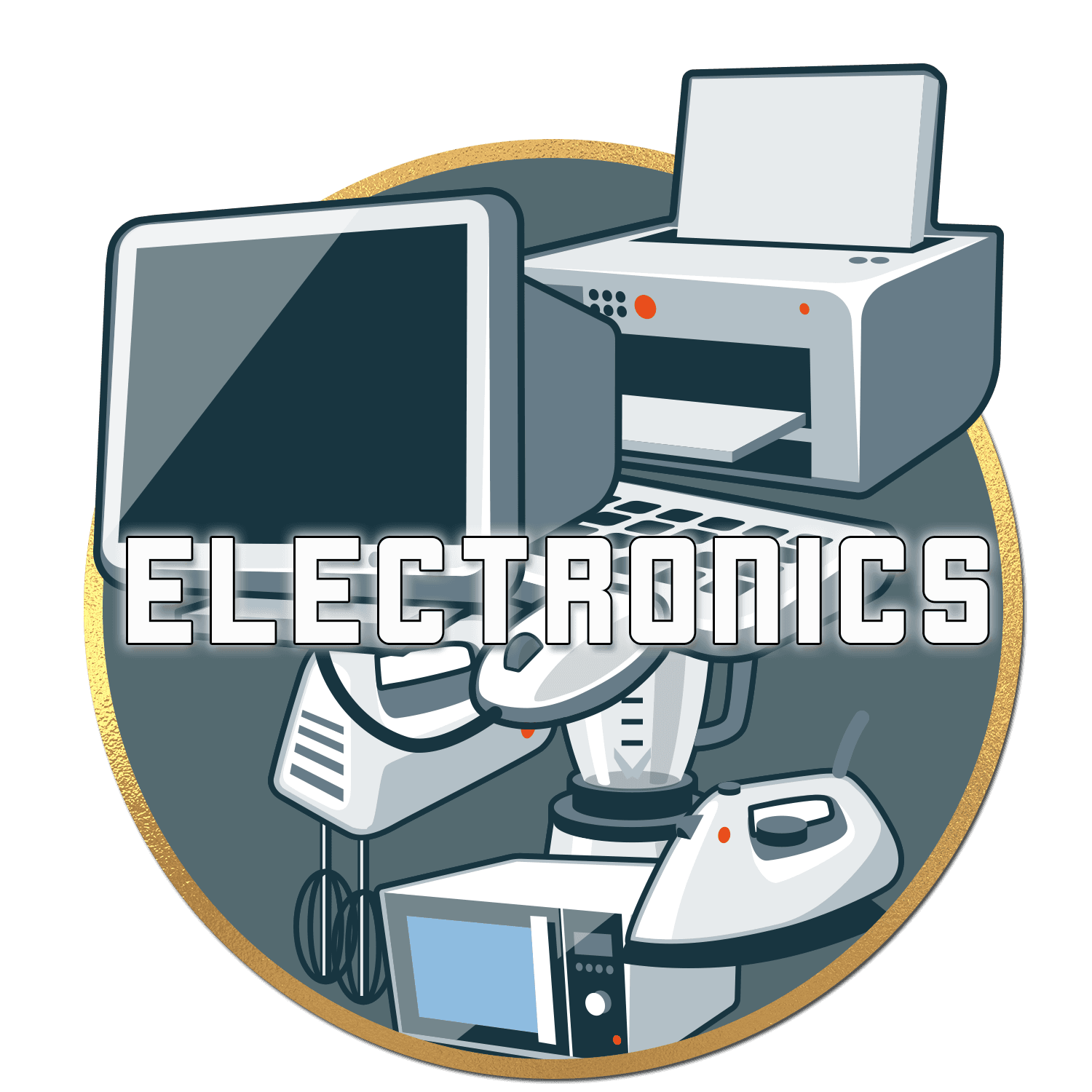 Electronics-Button