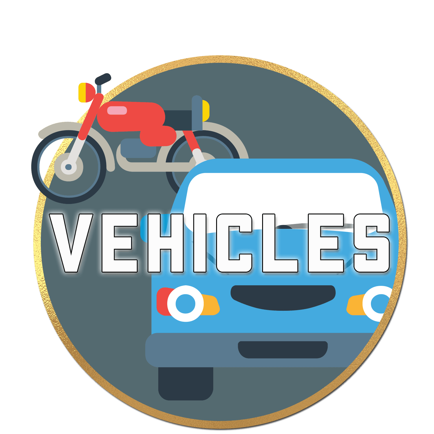 Vehicles-Button