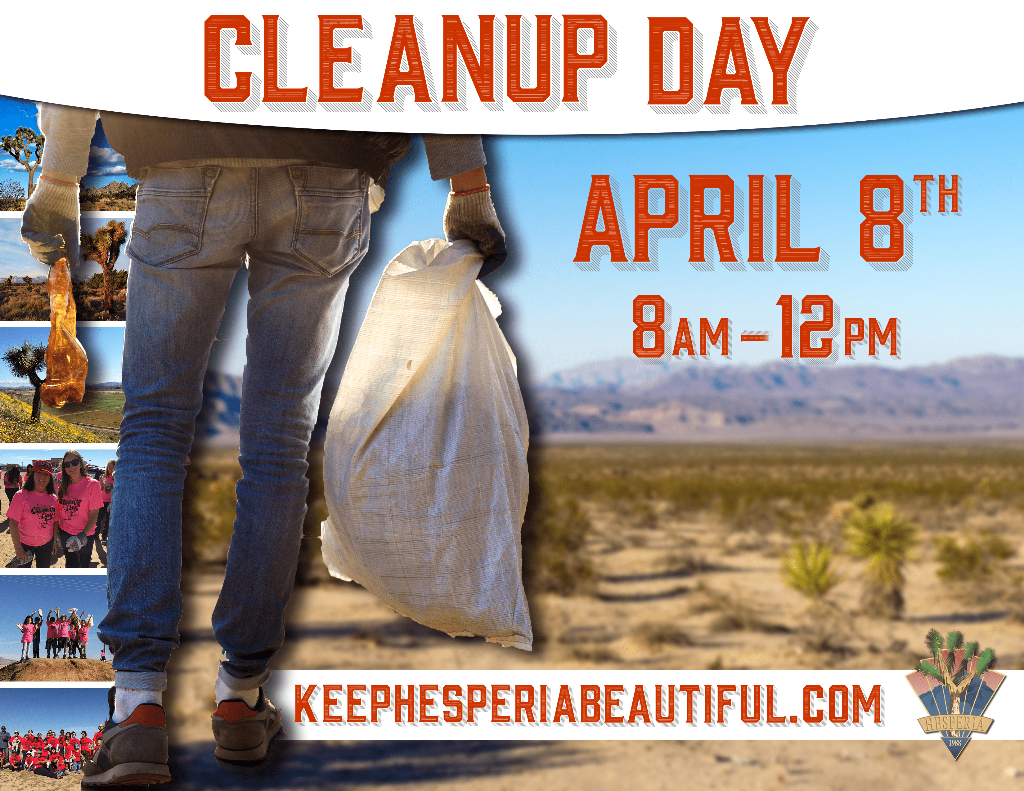 Cleanup Day Registration