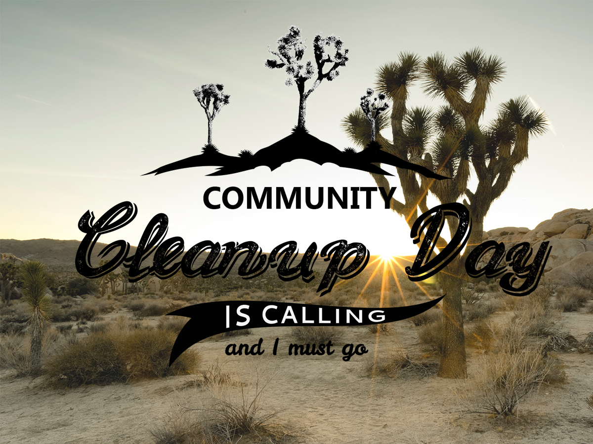 Hesperia Cleanup Day