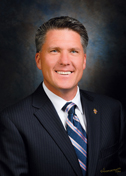 City Manager Mike Podegracz