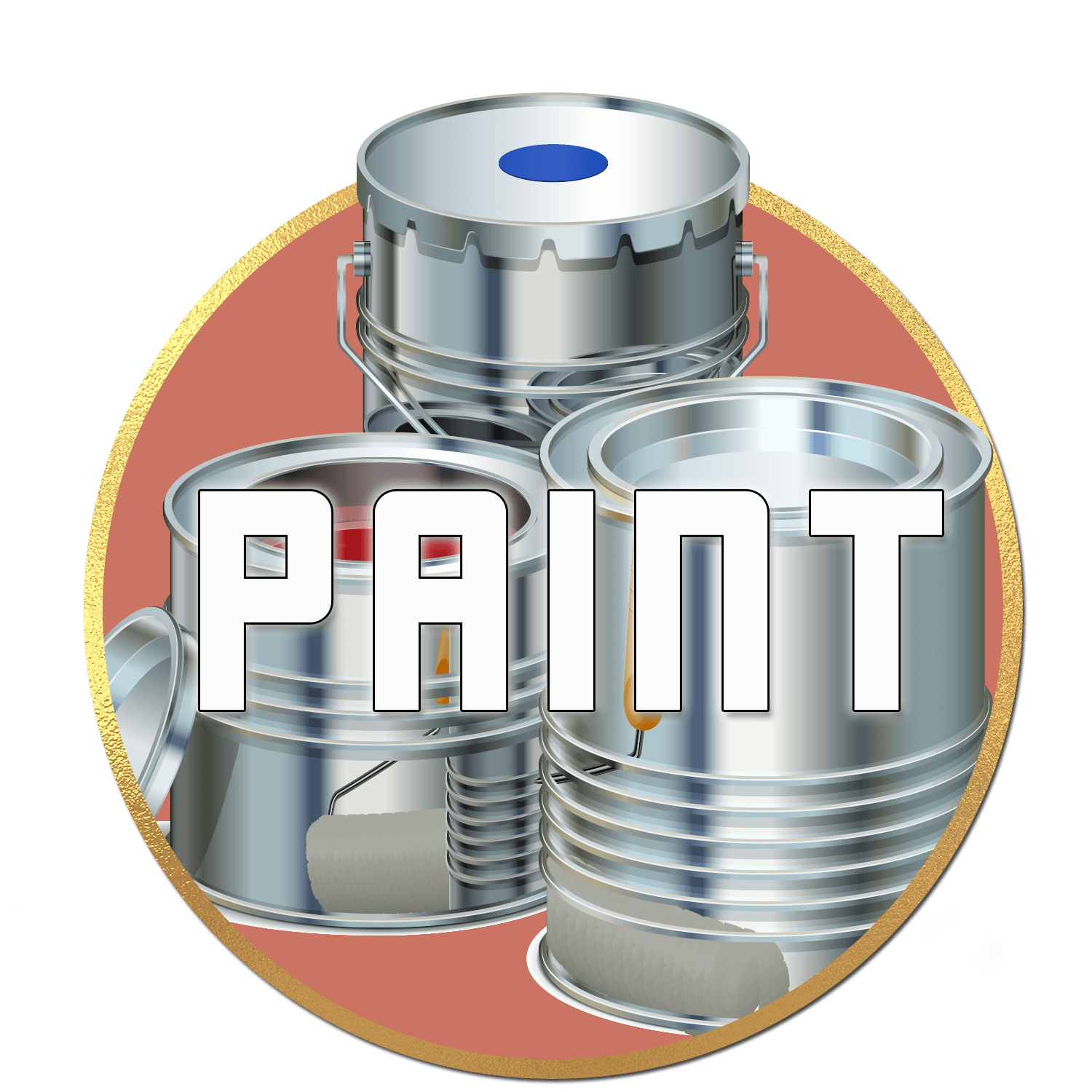 Paint-Button